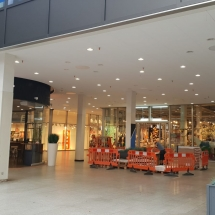 Status verbouwing Piazza Center Eindhoven